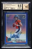 Rated Rookies - Drew Lock [BGS 9.5 GEM MINT] #7/75