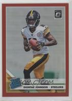 Rated Rookies - Diontae Johnson #/99