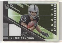 Hunter Renfrow [EXtoNM] #/50