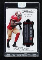 Patrick Willis [Uncirculated] #/3
