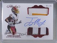 Terry McLaurin #/15