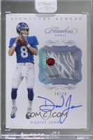 Daniel Jones [Uncirculated] #/20