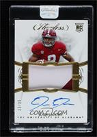 Flawless Rookie Patch Autographs - Josh Jacobs [Uncirculated] #/25