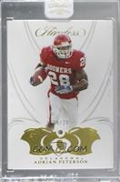 Base Gems - Adrian Peterson [Uncirculated] #/20