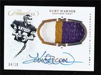 Kurt Warner #/10