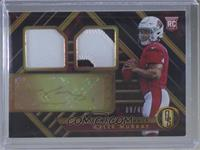 Rookie Jersey Autographs Double Prime - Kyler Murray #/49