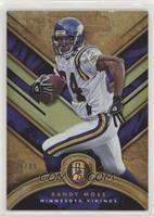Randy Moss [Noted] #/99