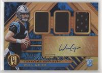 Rookie Jersey Autographs Triple - Will Grier #/75