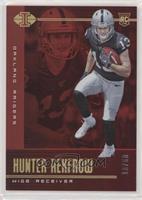 Hunter Renfrow #/50