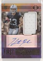 First Impressions Autographed Memorabilia - Hunter Renfrow #/299