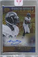 Willis McGahee [Uncirculated] #/99