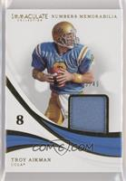 Immaculate Numbers Memorabilia - Troy Aikman #/49