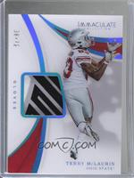 Terry McLaurin #/72