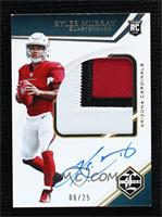 Rookie Patch Autographs Variations - Kyler Murray #/25