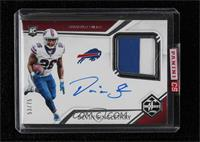 Rookie Patch Autographs - Devin Singletary [Uncirculated] #53/75