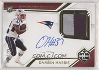 Rookie Patch Autographs - Damien Harris #56/199