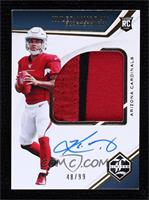 Rookie Patch Autographs Variations - Kyler Murray #/99