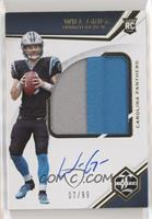 Rookie Patch Autographs Variations - Will Grier [EXtoNM] #/99