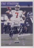 Rookies Luminance - Dwayne Haskins #/99