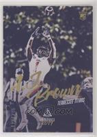 Rookies Luminance - A.J. Brown #/275