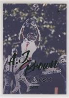 Rookies Luminance - A.J. Brown #/49