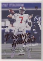 Rookies Luminance - Dwayne Haskins #/10