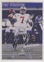 Rookies Luminance - Dwayne Haskins
