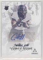 Justice Hill #/349