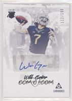 Will Grier #/199