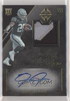 Rookie Scripted Swatches - Josh Jacobs #/25