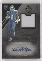 Rookie Scripted Swatches - A.J. Brown #/49