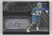 Majestic Rookie Signatures - Dexter Lawrence #/49