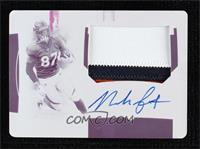 Rookie Patch Autographs - Noah Fant #/1