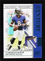 Lamar Jackson #/5