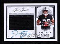 Josh Jacobs [Noted] #/99