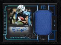 Parris Campbell #/10