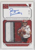 College - Ryan Finley [EX to NM] #/99