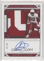 College Materials Signatures - James Williams #/99