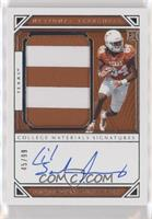College Materials Signatures - Lil'Jordan Humphrey #/99