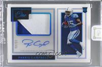 Premium Rookie Patch Autographs - Parris Campbell [Uncirculated] #/49