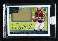 Rookie Patch Autographs - Terry McLaurin [Uncirculated] #/99