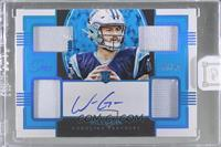 Rookie Quad Patch Autographs - Will Grier [Uncirculated] #/49