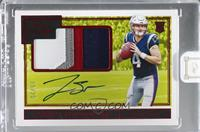 Rookie Patch Autographs - Jarrett Stidham [Uncirculated] #/25
