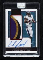 Patch Autographs - Ed Reed [Uncirculated] #/7