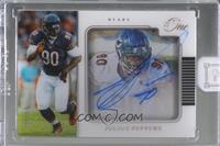 Autographs - Julius Peppers [Uncirculated] #/35