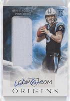 Rookie Jumbo Patch Autographs - Will Grier