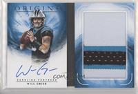 Will Grier #/49