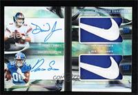 Daniel Jones, Darius Slayton [Near Mint‑Mint] #/1