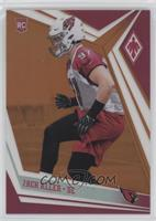 Rookies - Zach Allen [Noted] #/99