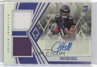 Justice Hill #/125